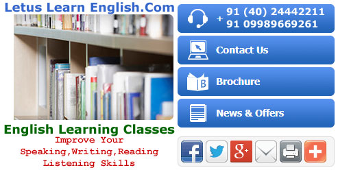 www.LETUSLEARNENGLISH.COM